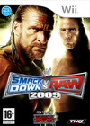 WWE SmackDown! vs. RAW 2009 (Wii)