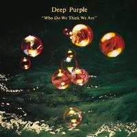 Deep Purple - Who Do We Think We Are (CD) - Cover