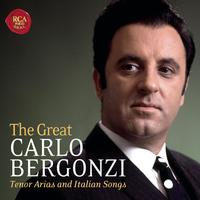 Carlo Bergonzi - Great Bergonzi (CD) - Cover