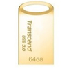 Transcend 64GB Jetflash 710 USB 3.0 - Gold