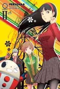 Persona 4 Vol. 2 - Shuji Sogabe (Paperback) - Cover