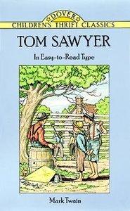 Tom Sawyer - Mark Twain (Paperback) - Cover