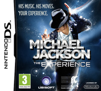 Michael Jackson: The Experience (NDS) - Cover