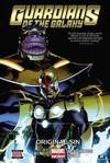 Guardians of the Galaxy Volume 4: Original Sin - Brian Michael Bendis (Paperback)