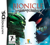 Bionicle Heroes (NDS) Cover