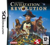 Civilization Revolution (NDS) - Cover