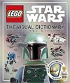 Lego Star Wars: Visual Dictionary (Hardcover) Cover