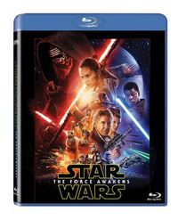 Star Wars: The Force Awakens (Blu-ray) - Cover