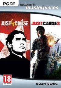 Just Cause 1+2 Doublepack (PC) - Cover