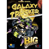 Galaxy Trucker - The Big Expansion (Board Game)