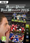 Rugby Union Team Manager 2015 (PC)