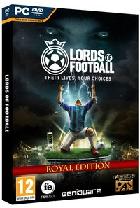 The Lords of Football: Royal Edition (PC) - Cover