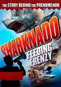 Sharknado: Feeding Frenzy (Region 1 DVD) - Cover