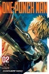 One-Punch Man, Vol. 2 - One (Paperback) Cover