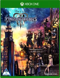 Kingdom Hearts III (Xbox One) - Cover