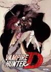 Vampire Hunter D (Region 1 DVD)