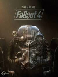 The Art of Fallout 4 - Bethesda Softworks (Hardcover) - Cover
