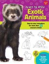 Exotic Animals (Learn to Draw) - Robbin Cuddy (Paperback)