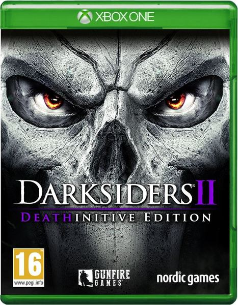 Darksiders 2: deathinitive edition review (video ) | ign africa.