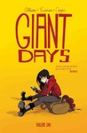 Giant Days 1 - John Allison (Paperback)