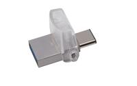 Kingston DataTraveler microDuo 3C USB 3.0 & USB 3.1  Dual Interface 16GB Flash Drive - Cover