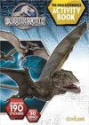 Jurassic World: Activity Book (Paperback) Cover