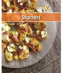 Quick And Tasty 3: Starters - Hendri Warricker (Paperback) - Cover