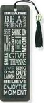 Subway Art Beaded Bookmark - Peter Pauper Press (Bookmark)