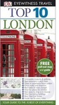 DK Eyewitness Top 10 Travel Guide: London - Roger Williams (Paperback)