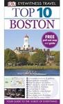 DK Eyewitness Top 10 Travel Guide: Boston - Patricia Harris (Paperback)