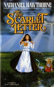 The Scarlet Letter - Nathaniel Hawthorne (Paperback) - Cover