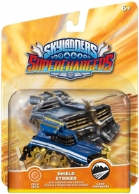 Skylanders SuperChargers - Character Shield Striker (Wave 3) (For 3DS, Wii, Wii U, iOS, PS3, PS4, Xbox 360 & Xbox One) - Cover