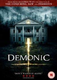 Demonic (DVD) - Cover