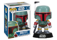 Funko Pop! Star Wars - Star Wars Bobble Head: Boba Fett - Cover