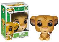 Funko Pop! Disney - The Lion King: Simba Vinyl Figure - Cover