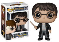 Funko Pop! Movies - Harry Potter: Harry Potter Vinyl Figure - Cover