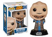 Funko Pop! Star Wars - Star Wars Bobble Head: Bib Fortuna - Cover