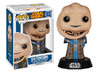 Funko Pop! Star Wars - Star Wars Bobble Head: Bib Fortuna Cover