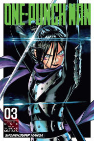 One-Punch Man Vol. 03 - One (Paperback) - Cover