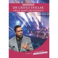 Dr. Creflo Dollar - Grace-Based Deliverance (DVD) - Cover