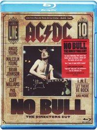 AC/DC - No Bull: Live at Plaza de Toros (Blu-ray) - Cover