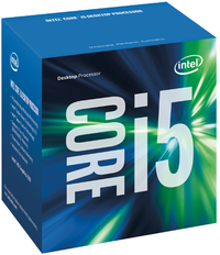 Intel Core i5-6500 3.20Ghz 6MB Cache Socket 1151 Processor - Cover