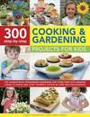 300 Step-By-Step Cooking & Gardening Projects For Kids - Nancy Mcdougall (Paperback)