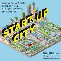 Start-Up City - Gabe Klein (Paperback) - Cover