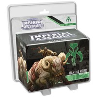 Star Wars: Imperial Assault - Bantha Rider Villain Pack (Board Game) - Cover