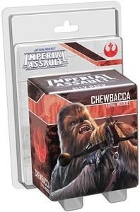 Star Wars: Imperial Assault - Chewbacca Ally Pack (Board Game) - Cover
