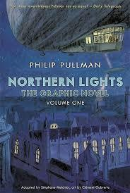 Northern Lights - The Graphic Novel - Philip Pullman (Paperback) - Cover