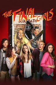 Final Girls (DVD) - Cover