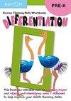 Differentiation, Grade Pre-k - Kumon (Paperback)