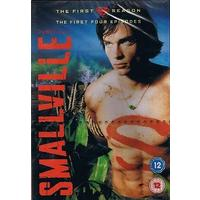 Smallville - The First Season - Episodes 1-4 (DVD)